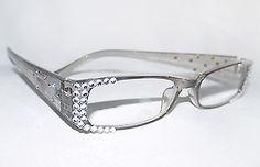 7da3487f97e3 Reading Glasses With Bling