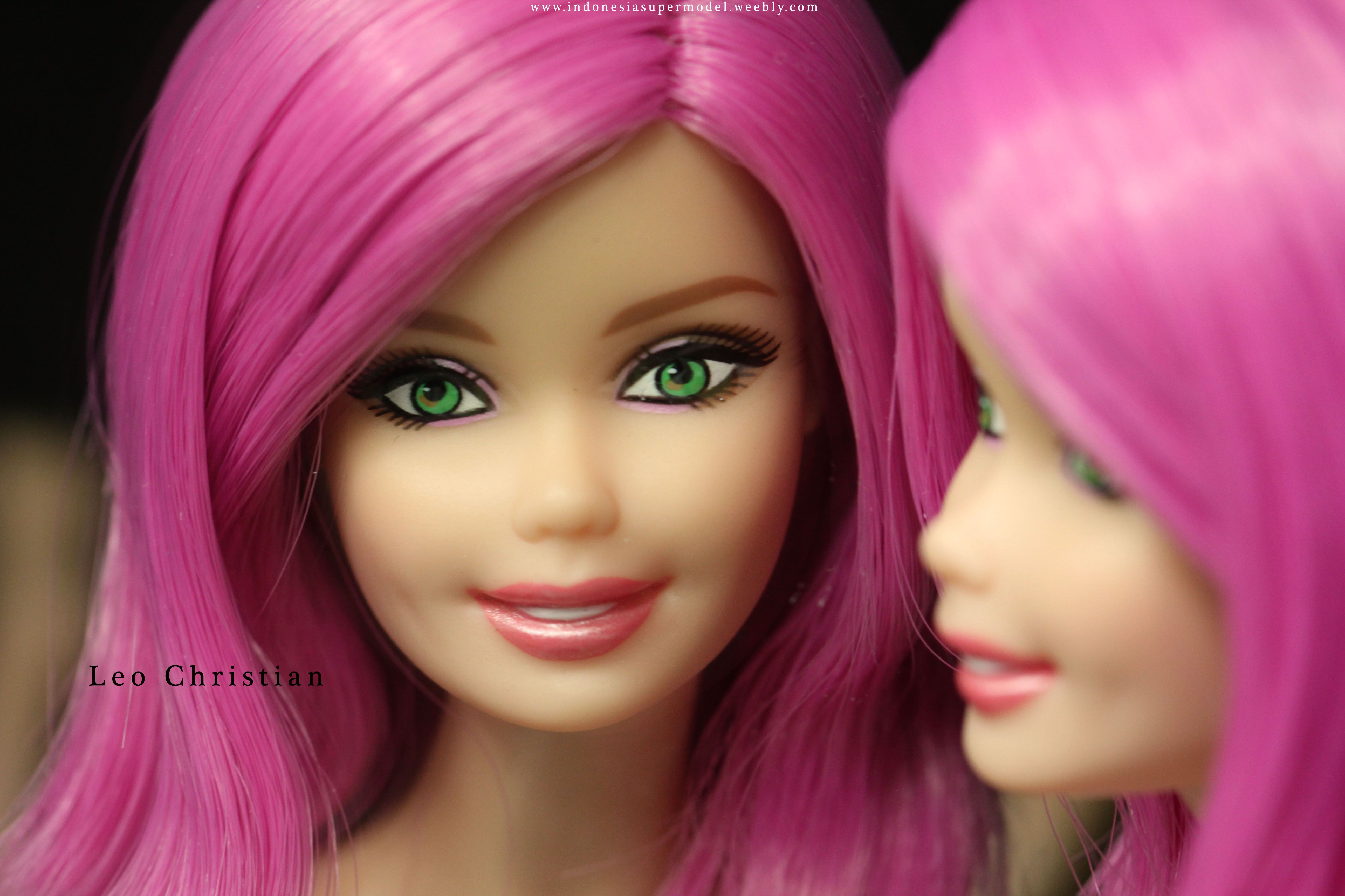 barbie doll reflection My barbie had long blond hair, blue eyes, long eye lashes and pink lips her waist was real skinny and her toes were flat with high heels i loved my barbie doll.