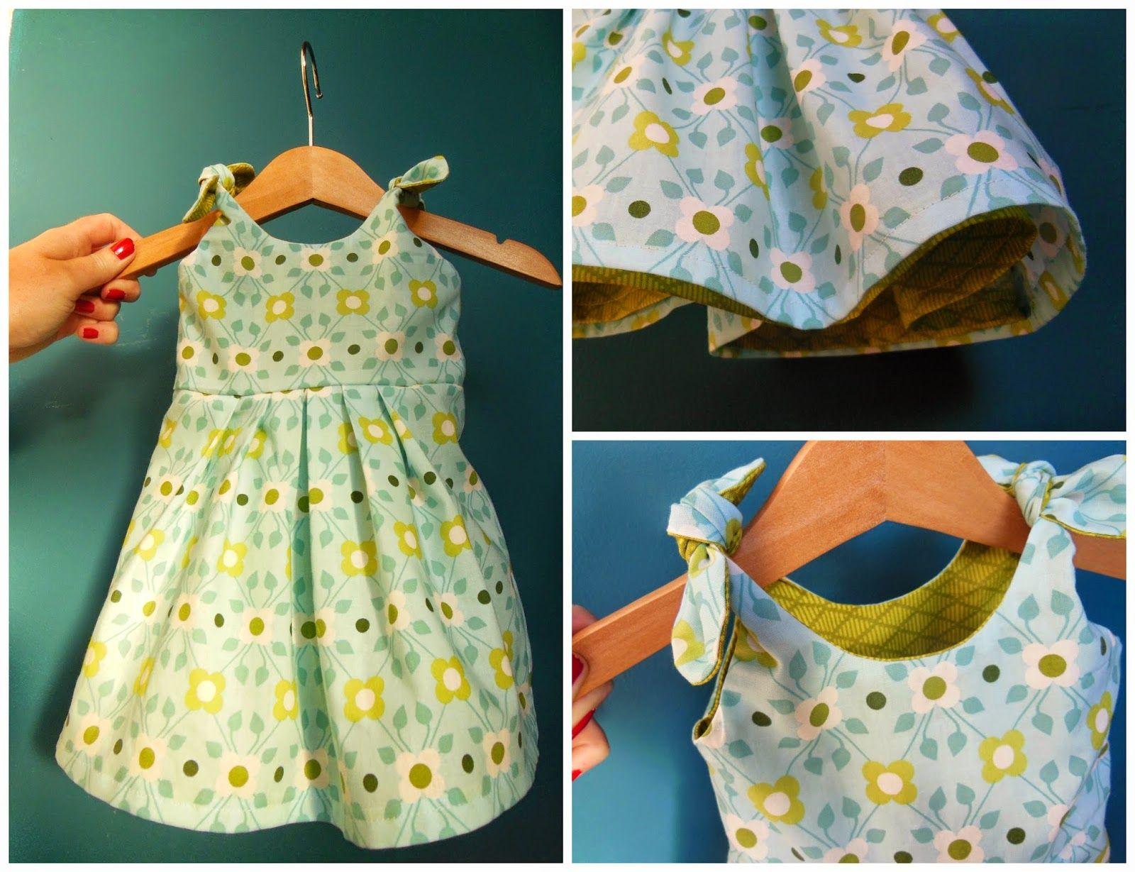 itty bitty baby dress Patronen Pinterest