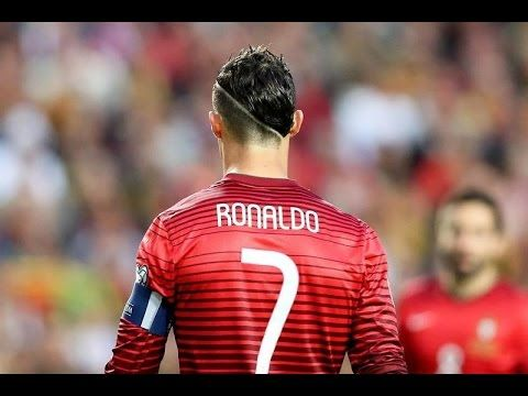 Pin By Omid Mehr On Sport Pinterest - Cr7 hairstyle 2015 vs serbia