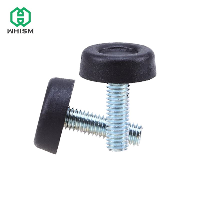 Whism 4pcs Set Furniture Table Chair Sofa Cabinet Adjustable Leveling Leg Feet Glide Slide Leveler Base Screw Table And Chairs Table Furniture Furniture Chair