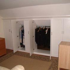 Bedroom Ideas Sloped Ceilings attic bedrooms with slanted ceilings | 53 sloped ceiling boston