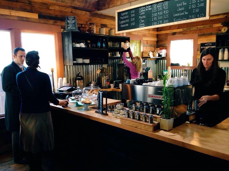 Palate a Coffee Bar / Bend OR {via Stumptown} Coffee bar