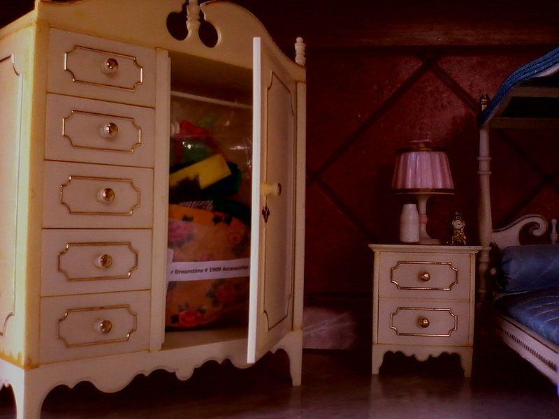 Mobili Barbie ~ Mobili grandi casa delle bambole galletti galba vintage anni