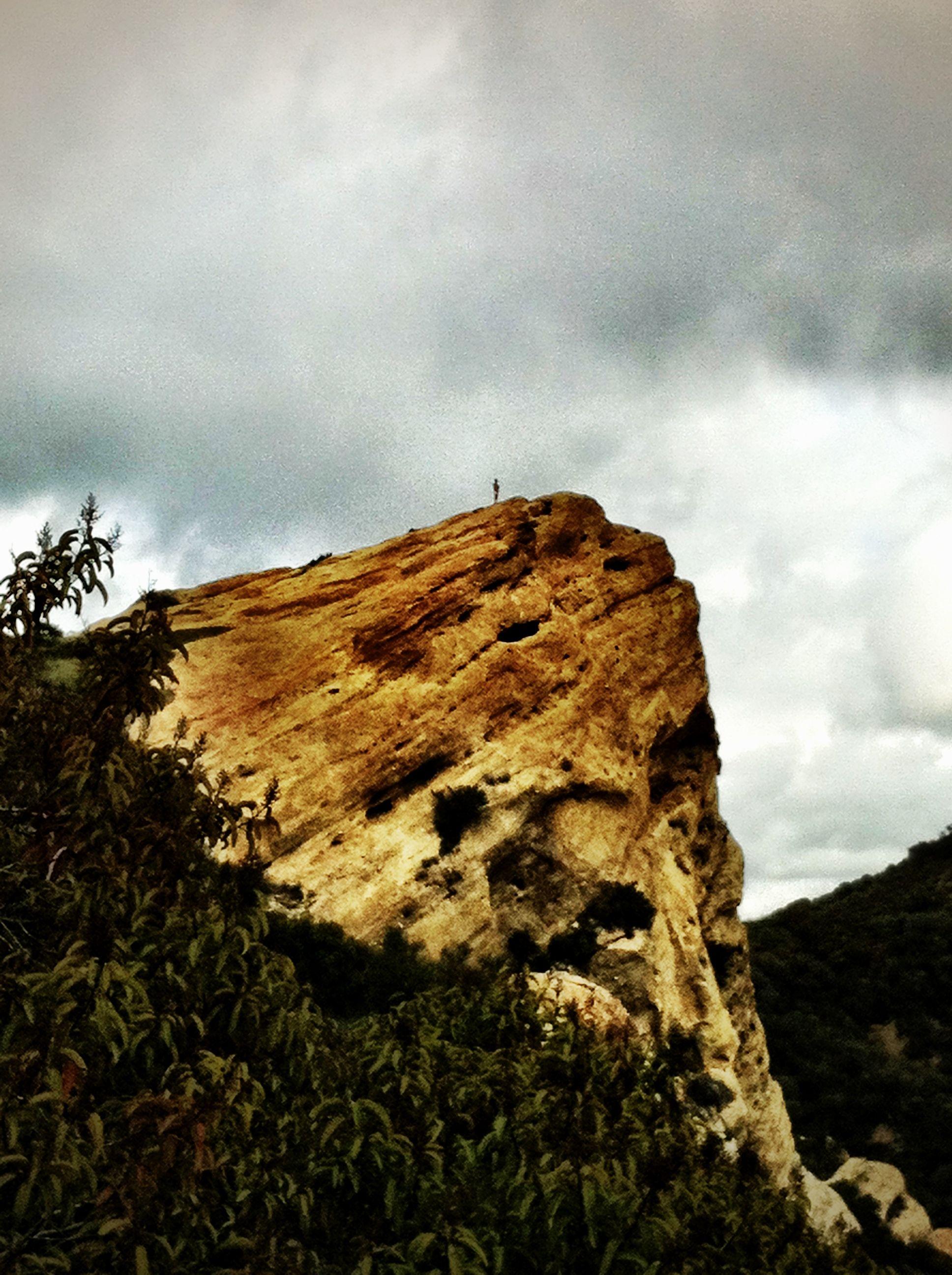 Eagle Rock Topanga Canyon Hike Topanga state park