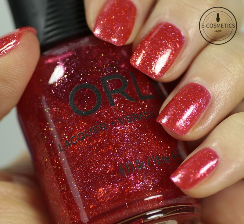 Orly - 15 Minutes of Fame (Infamous collection Holiday 2015) | My ...