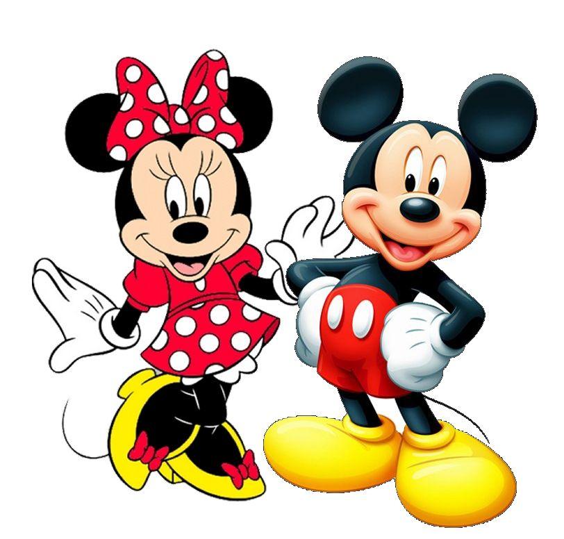 Imagenes de miki maus y mini para colorear buscar con - Fotos de minnie mouse ...