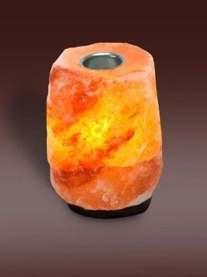 The Evolution Salt Himalayan Aromatherapy Crystal Salt Lamp | Pink ...