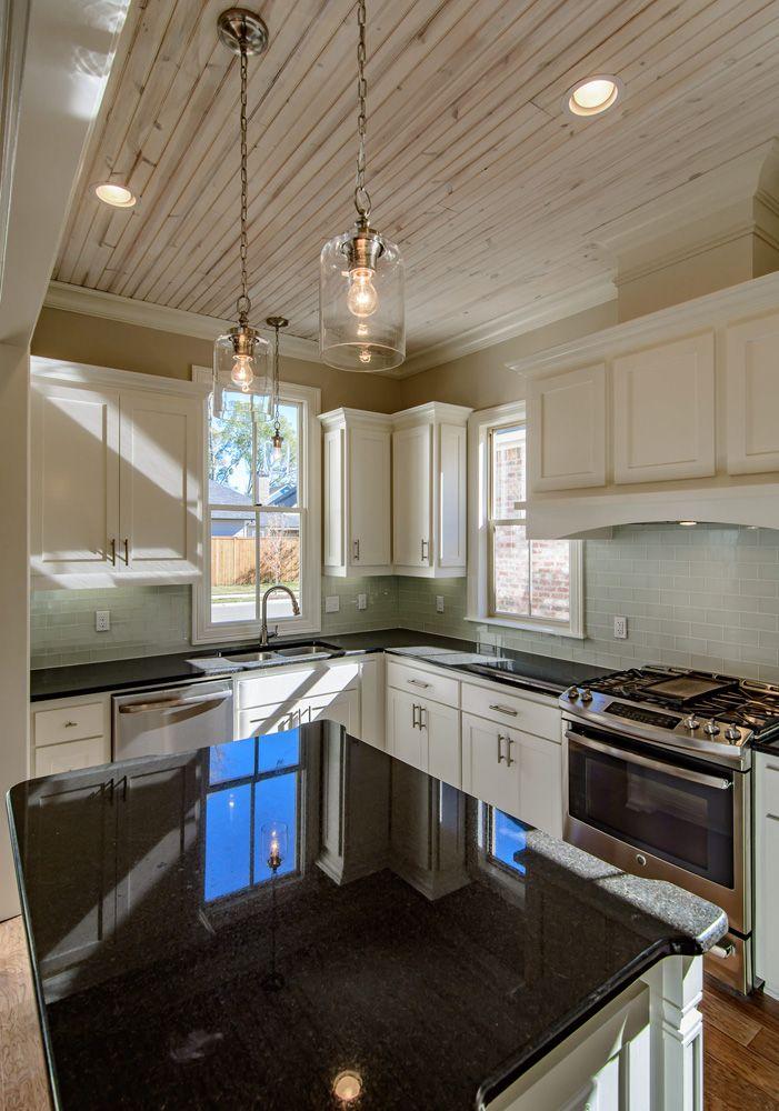Shreveport Southern Living Style Home Kitchen
