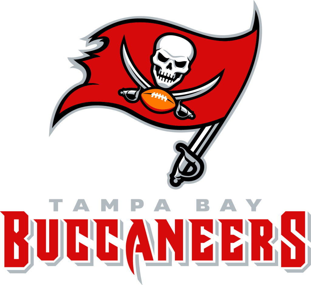 New Logo, Identity, and Helmet for Tampa Bay Buccaneers