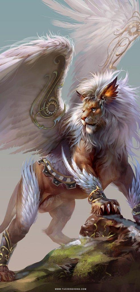 Fresh Collection Of Fantasy Art Illustrations