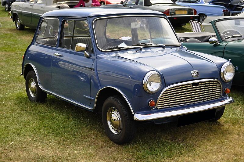 Mini MKI 1959 - 1967: The British Icon's First Model   Inopian