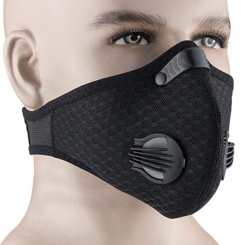 RockBros Outdoor Sports Antidust Half Dust Face Mask with