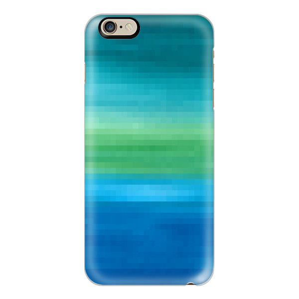 iPhone 6 Plus/6/5/5s/5c Case - Deep Sea iPhone case ($40) ❤ liked on Polyvore featuring accessories, tech accessories, iphone case, iphone cover case, iphone sleeve case, slim iphone case and apple iphone cases