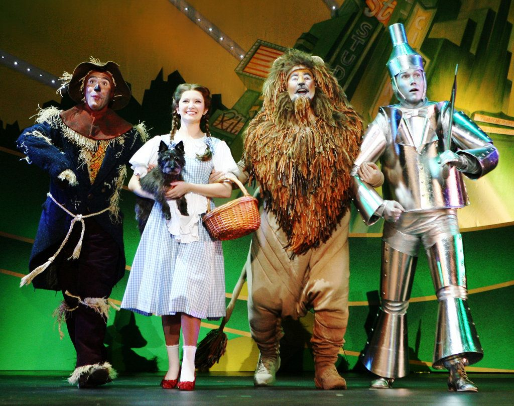 Image result for the wizard of oz broadway