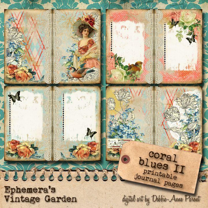 Ephemera's Vintage Garden