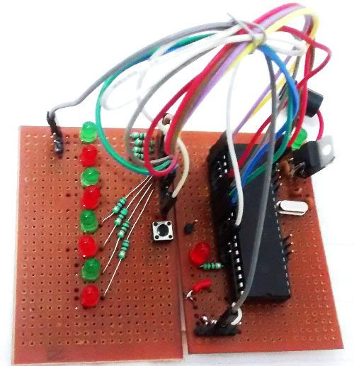 Led Blinking Sequence Using Pic Microcontroller Tutorial With