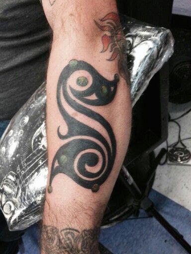 pictish warrior symbol tattoo