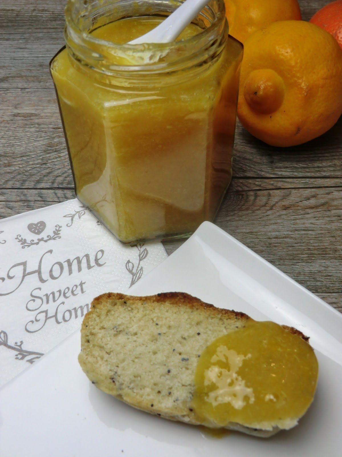 Ma petite cuisine gourmande sans gluten ni lactose: Marmelade de mandarines et de citrons beldi allégée en sucre