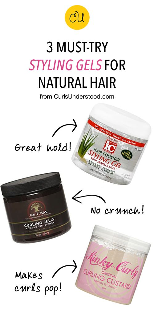 3 Must Try Summer Styling Gels For Natural Hair With Images