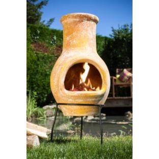 39 99 Chiminea Hacienda Wood Burner