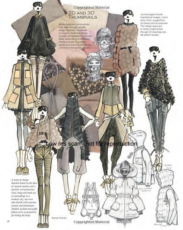 Robot Check Fashion Design Sketchbook Fashion Portfolio Fashion Books