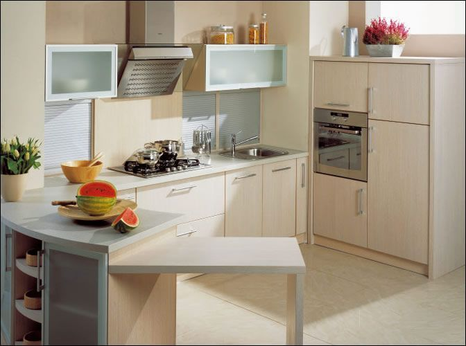 muebles para cocinas Imagenes de Cocinas cocinas modernas decoracion