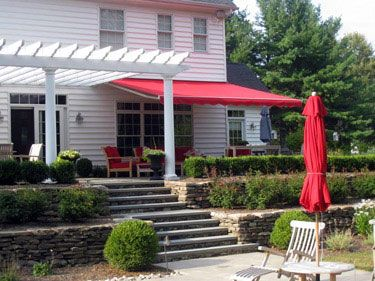 Ma Ri Motorized Retractable Awnings Awning Installation Patio Covers Canopies Front Yard Patio Retractable Awning Window Awnings