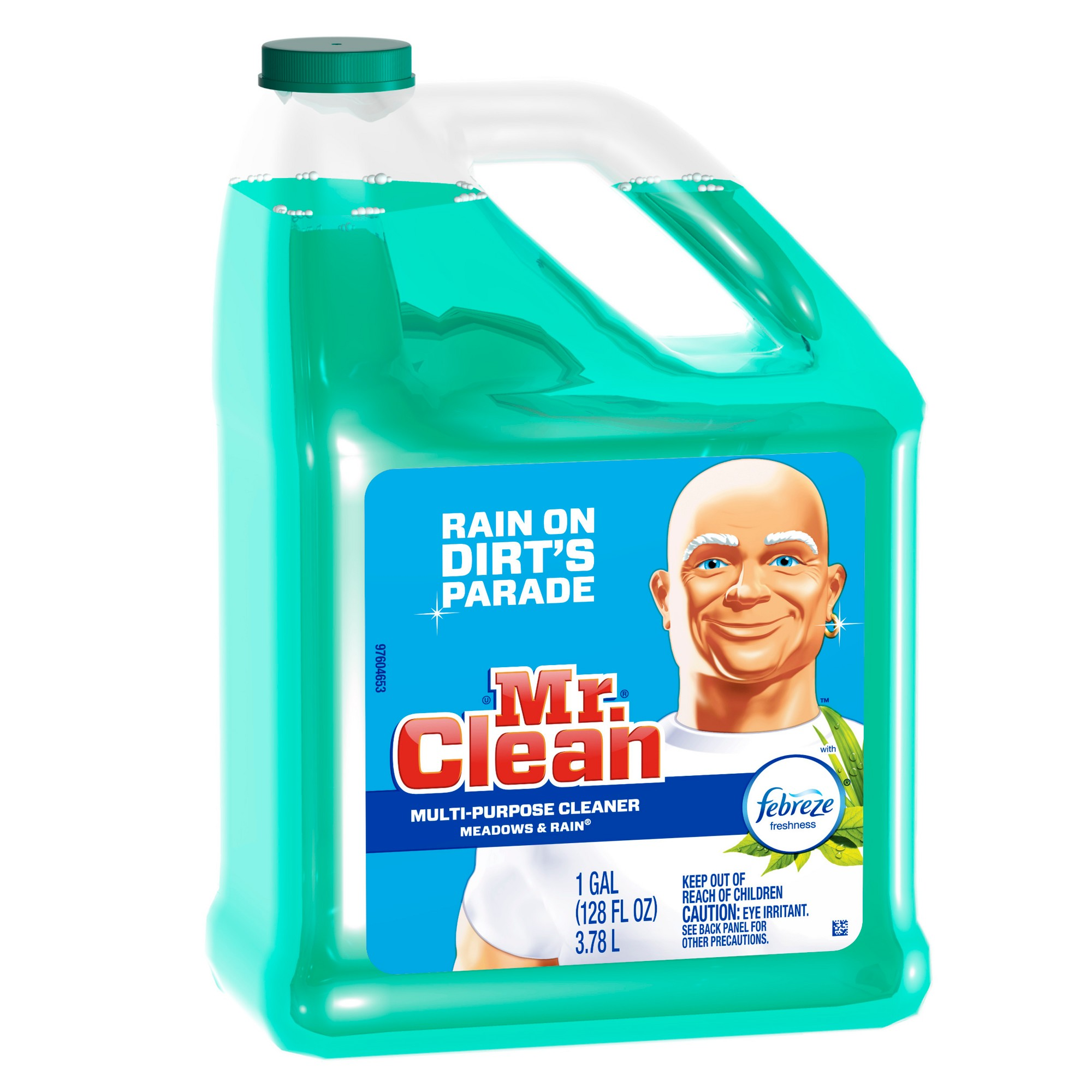 Mr Clean Multi Purpose Cleaner 128oz Mr Clean All Purpose Cleaners Cleaning Solutions