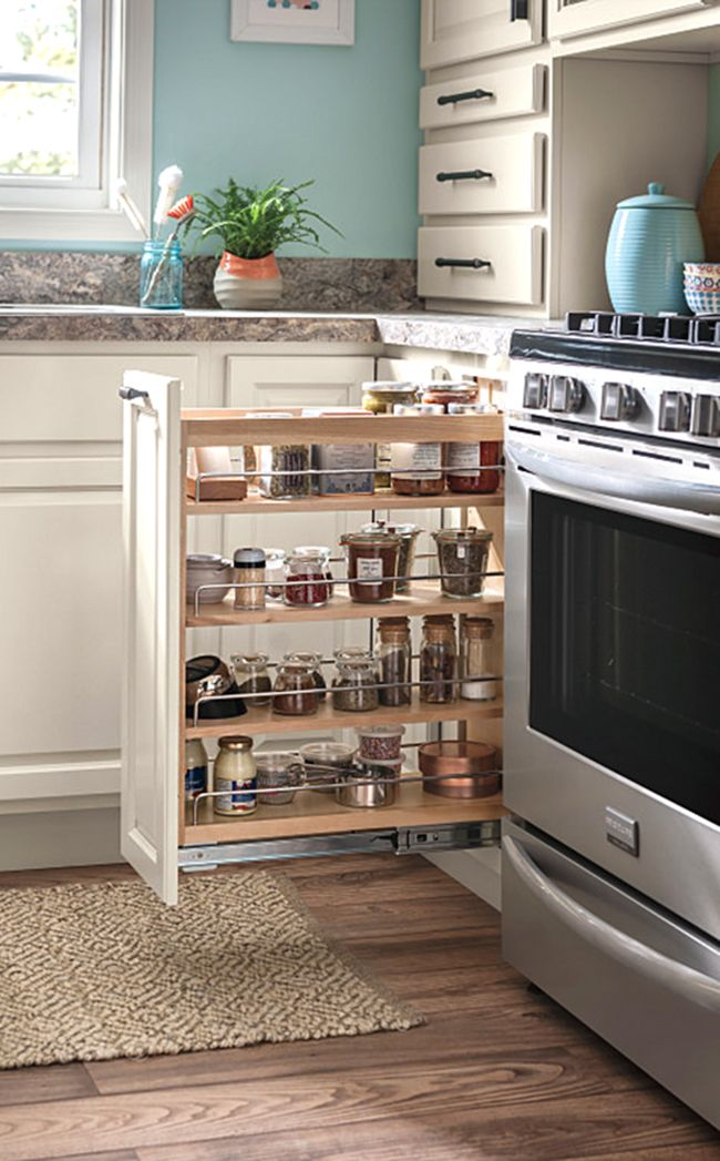 Delightful Kitchen Pantry Untensil Pull Out   How To Choose The Perfect Kitchen  Cabinets! Whether You Are Choosing To Upgrade A Few Things Or Remodeling  Your Kitchen, ...