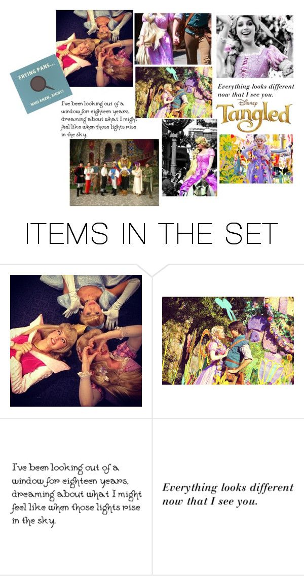 """""""Rapunzel"""" by rndmskttlz ❤ liked on Polyvore featuring art"""