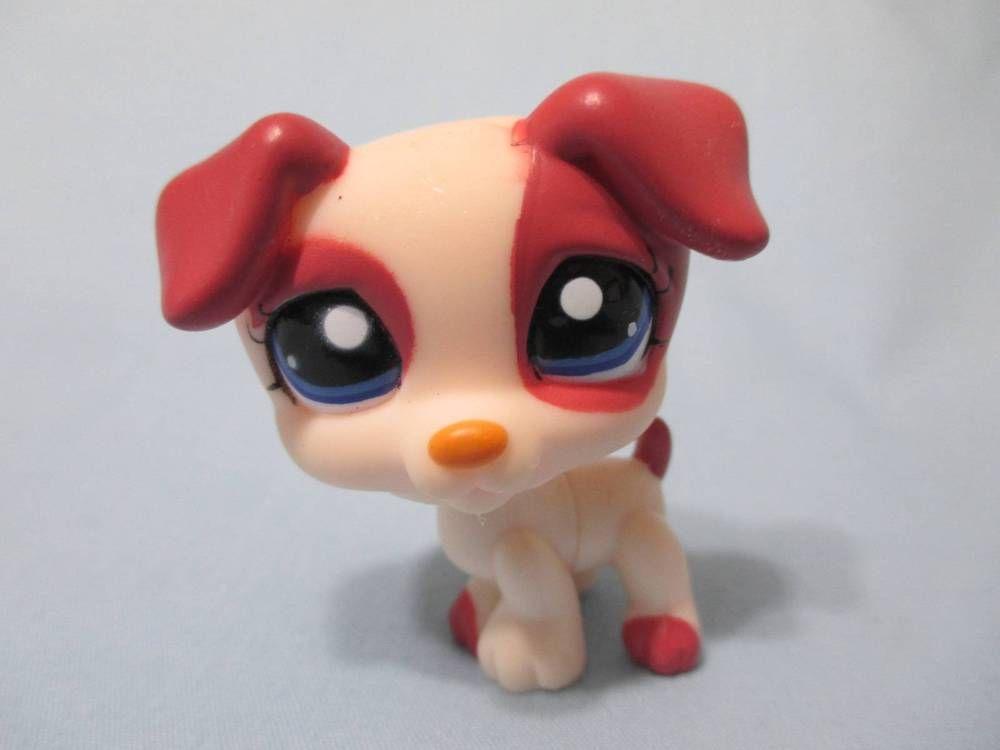 Details about Littlest Pet Shop Dog Jack Russell Terrier ...