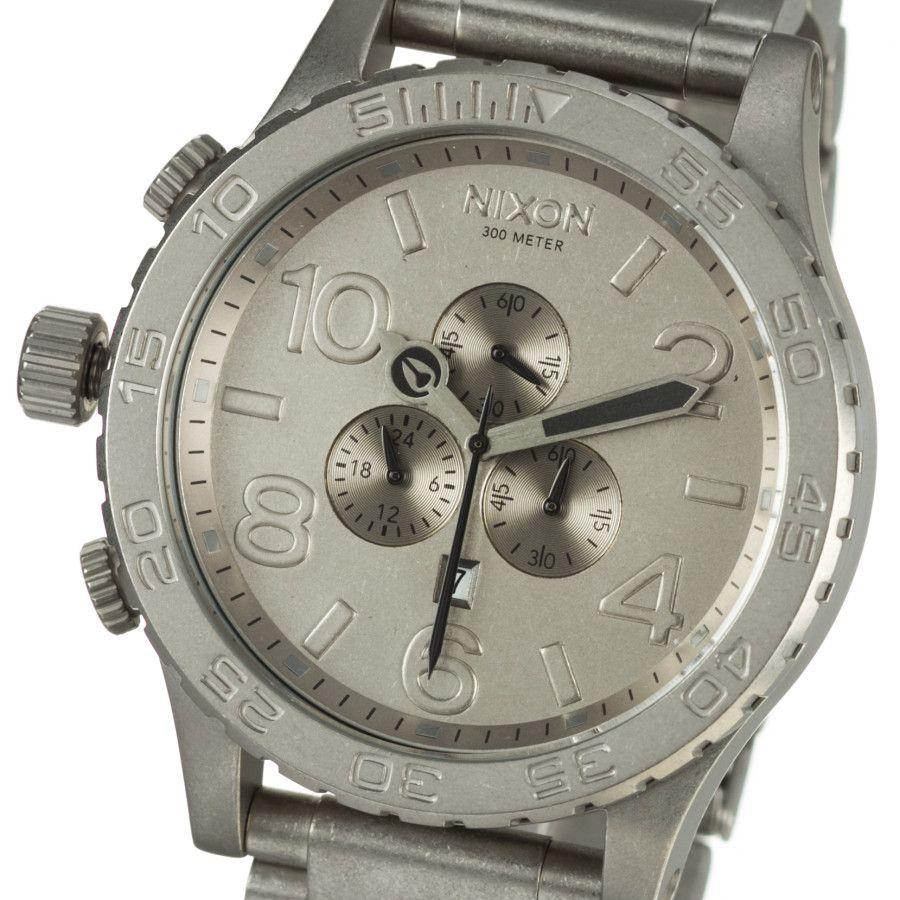 Nixon 51-30 Chrono Watch - Men'sFace