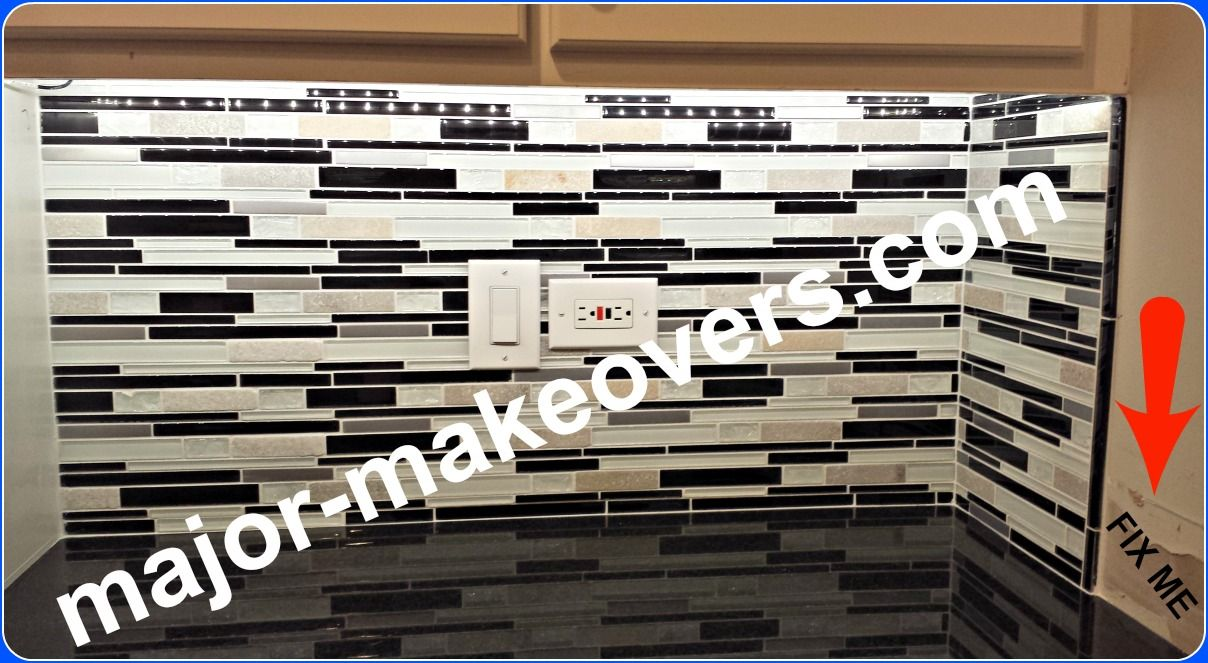 Backsplash Tile Installation With Images