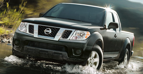 Nice shot of a 2012 Nissan Frontier Nissan frontier