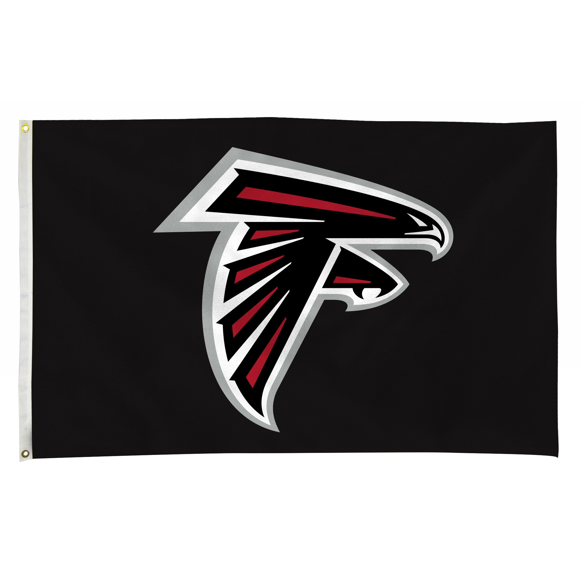 Nfl Atlanta Falcons 3 X5 Foot Banner Flag Atlanta Falcons Flag Atlanta Falcons Banner Atlanta Falcons