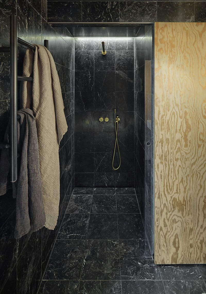 epingle sur salle de bain moderne