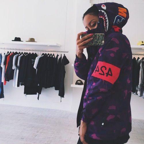 Fabriksnye Bape | ILikeItThatWay | favs | Bape, Fashion, Bape jacket VN-33