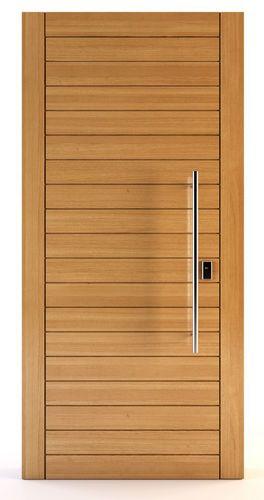 Porte du0027entrée battante   en bois massif PHAISTOS A Block95 - dimensions porte d entree