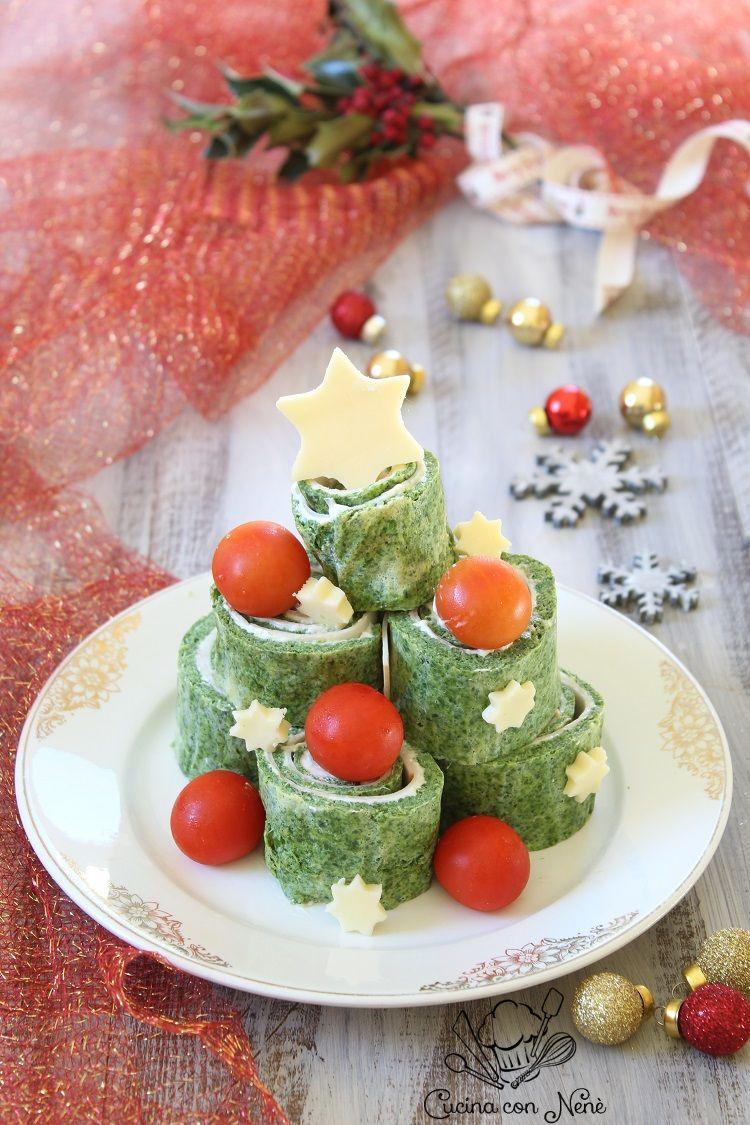 Antipasti Di Natale Albero.Albero Di Frittata Arrotolata Antipasti Sfiziosi Per Natale Cucina Con Nene Ricetta Antipasti Antipasti Di Natale Cibo Renne