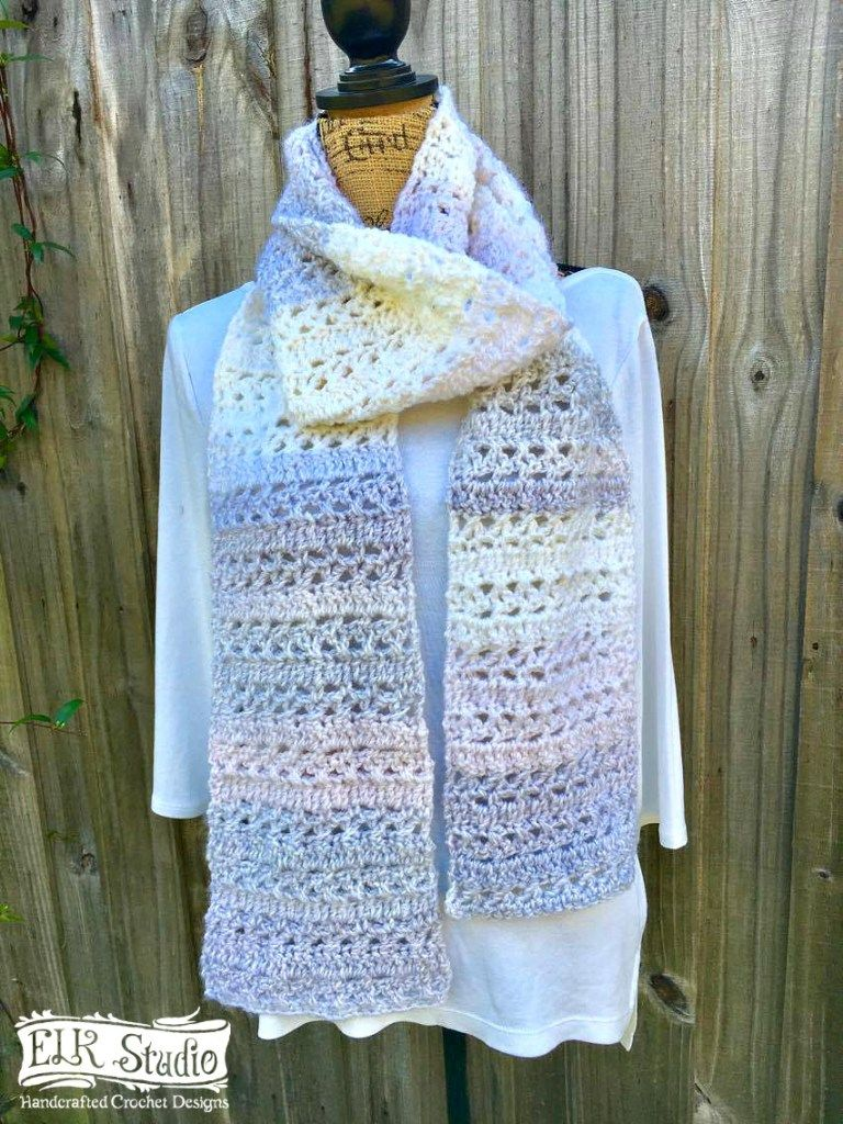 Sterling Riches Scarf | Pinterest | Tejido