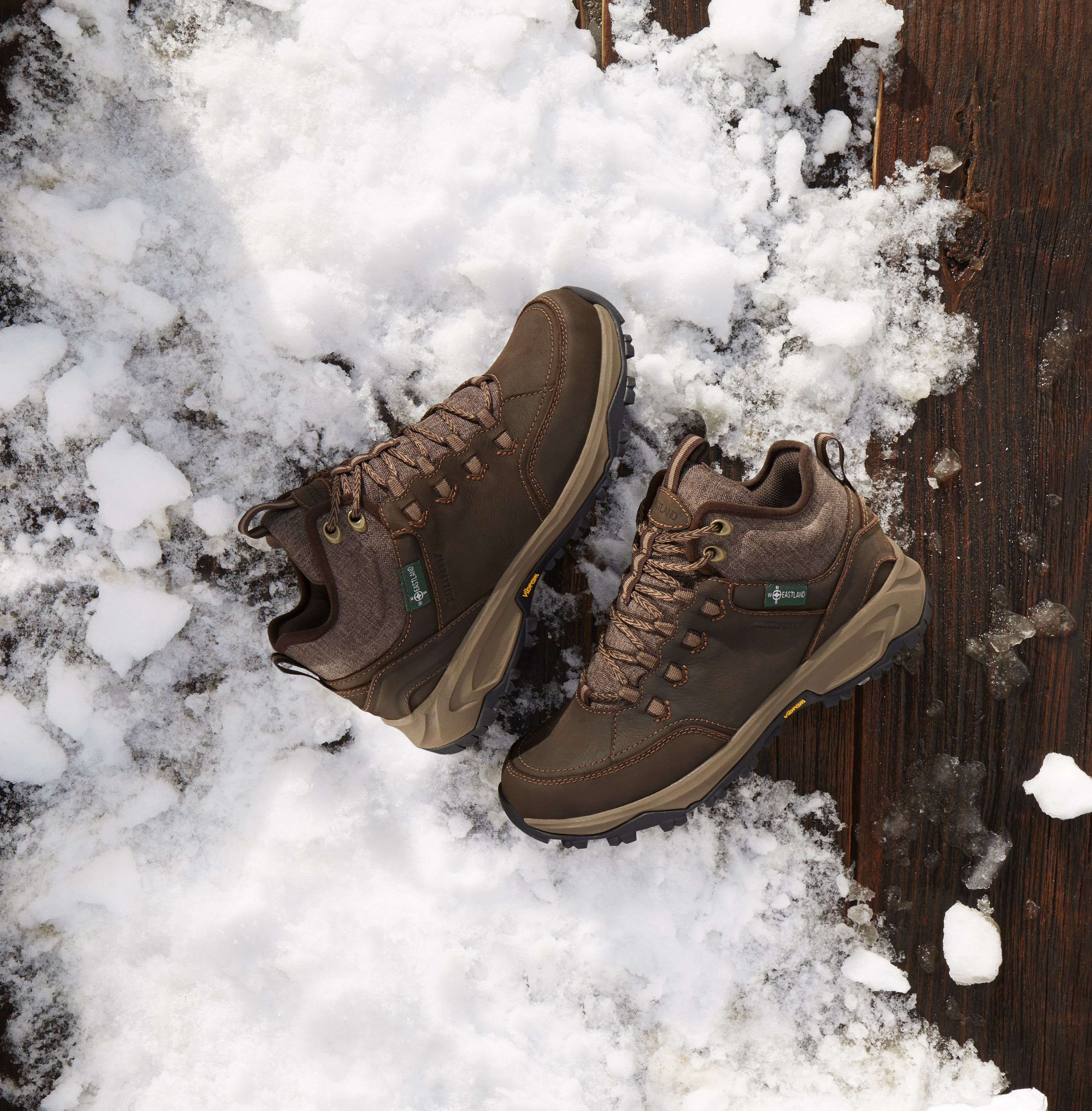 Boots, Eastland shoes