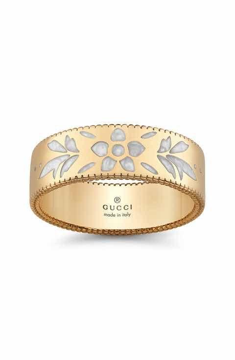 022dcbc4d39 Gucci Icon Band Ring   Inspiration - 보석, 쥬얼리 en 반지
