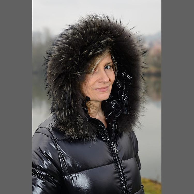Adhara Jacket This Duvetica Look Down Love Black LqzGSVUMp