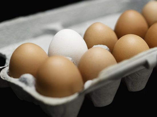 Eggs: A few hard-boiled eggs in your fridge make opting for a healthy, protein-filled breakfast an easy choice.