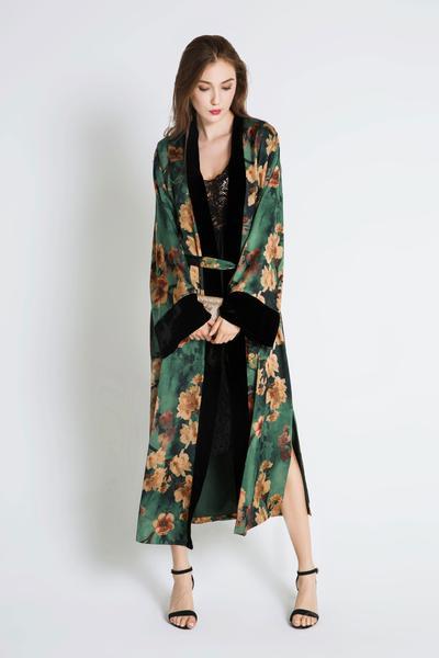Kimono Robes | KIM + ONO in 2020 | Kimono fashion, Long