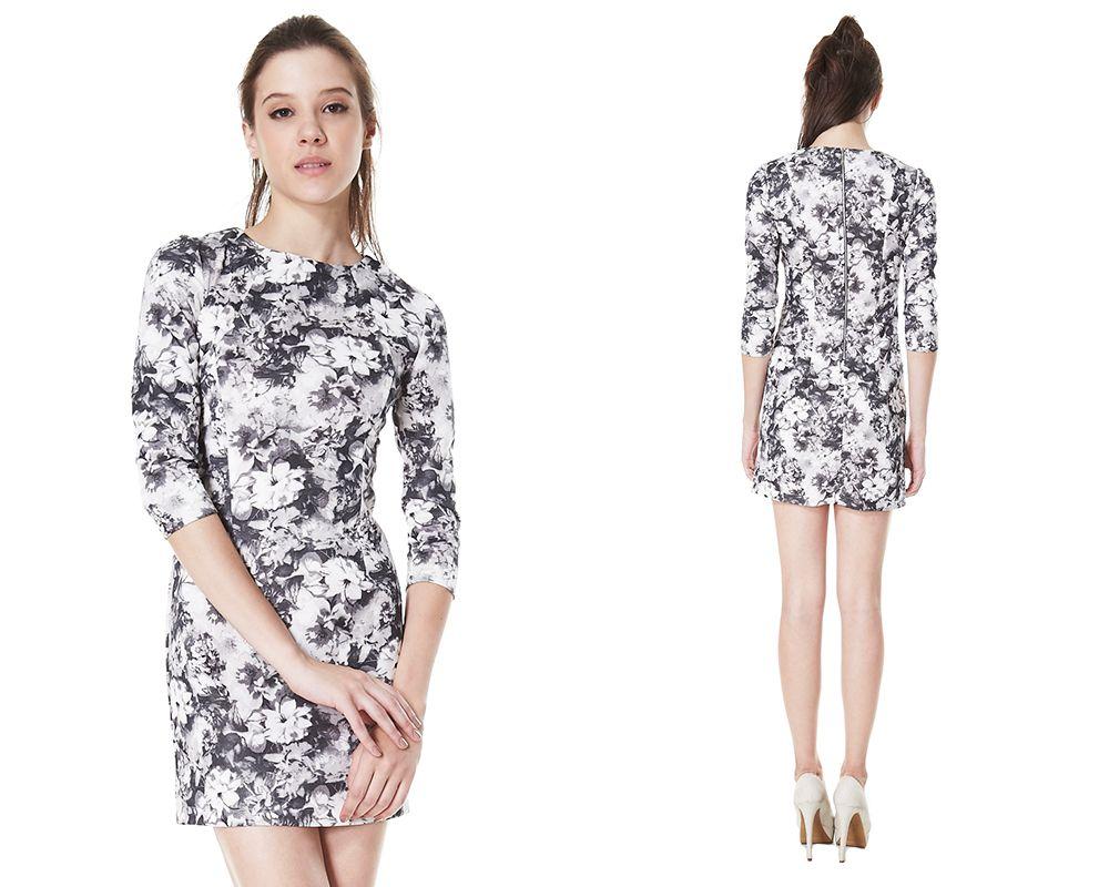 Clancy Floral Shift Dress