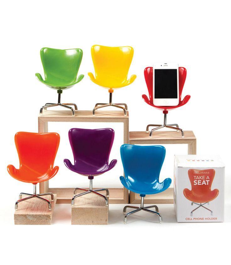 Cool tech stuff - Take a seat! :)