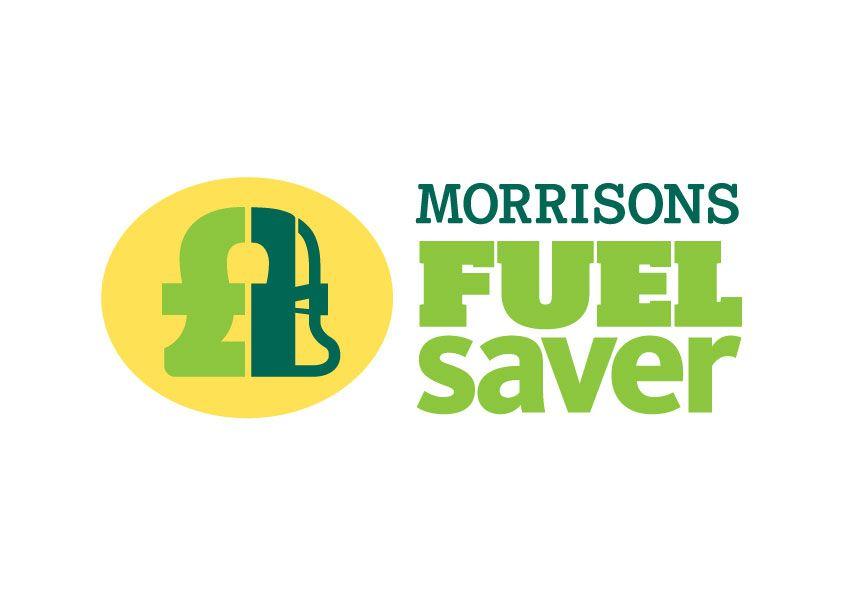 Morrisons Fuel Saver Logo Very Nice Design