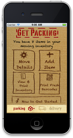 apps to make moving